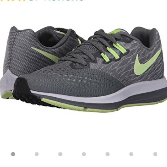 9a47dcdec21e2 Nike Air Zoom Winflo 4 running shoe brand new 8. M 5a80b50d05f4302c4eb473eb